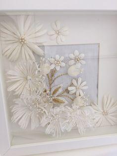 #ipek #koza #pano #cicek #silk #cocoon #board #flower