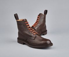 Stephy - New In | The Original Handmade English Country Shoes and Boots by Tricker's