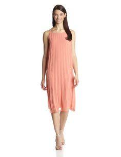 BCBGeneration Women's Knife Pleat Dress, Persimmon, Medium BCBGeneration http://www.amazon.com/dp/B00H8BE974/ref=cm_sw_r_pi_dp_IhhOtb01V9R6FJQR