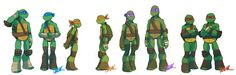 Pfff Raph's still short