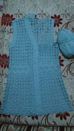 How to Crochet a Bodycon Dress/Top Crochet Jacket, Crochet Poncho, Filet Crochet, Crochet Scarves, Crochet Motif, Baby Knitting Patterns, Vintage Crochet Patterns, Border Embroidery Designs, Bodycon Dress