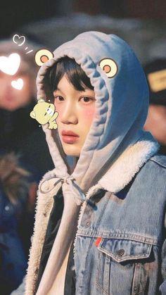 Omg what a cute puppyboy ❤❤ Baekhyun, Kaisoo, Exo Ot12, Exo Kai, Chanbaek, Mamamoo, Nct, Kim Jong Dae, Exo Lockscreen