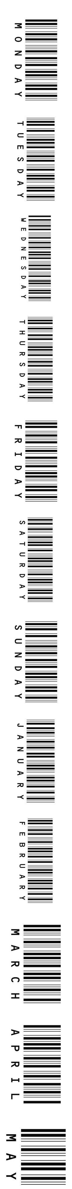 """""""Text Barcodes"""" by meowshoe ❤ liked on Polyvore featuring filler, fillers, text, backgrounds, quotes, words, phrase and saying"""