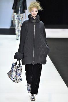 Streetwear de luxo - Giorgio Armani