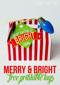 Merry and Bright FRE