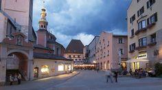 Città di Hall in Tirol