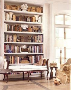 Awesome white library