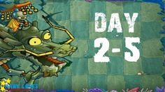 Plants vs. Zombies Journey To The West - The dragon's palace 2-5 BOSS [1...