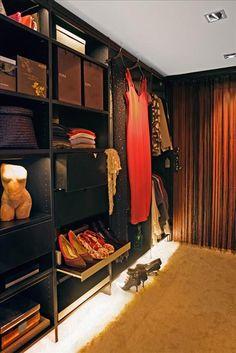 Walk in closet - Sköna hem