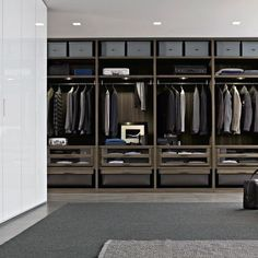 closets ideas | ... 100 Best Closet Designs For Men – Masculine Walk-In Wardrobe Ideas