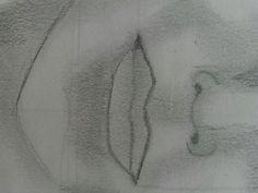 Detail portret oefening