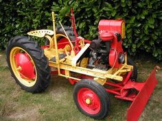 Gibson D tractor - Google Search