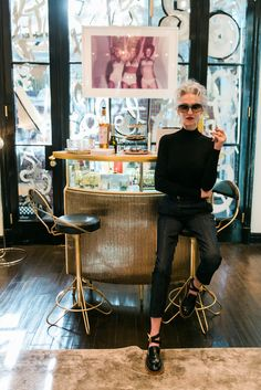 Talking Style & Simplicity With Timeless Icon, #LINDARODIN