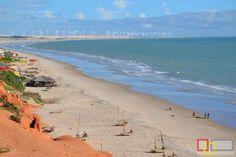 Praia de Majorlândia, Aracati (CE)