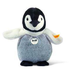 "Steiff™ Flaps Baby Penguin Plush Toy 8"""