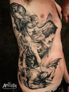 the tatto says it all..  ArcLight Tattoo Studio, Ltd. | Mason Williams Tattooist | Cincinnati, OH | Tattoos