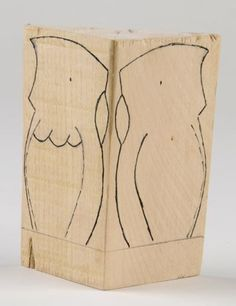Carve a Simple Owl - The Woodworkers Institute