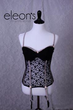 Black lace corset - large  Eleon's Portraits for Women - Roseville, CA