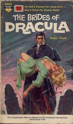 The Brides of Dracula by Dean Owen (Novelization)