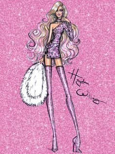 2015 Collections: Hayden Williams Fashion Designer / Illustrator - making the world a more beautiful place, one sketch at a time.