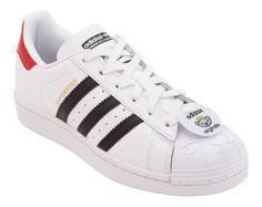 #Adidas Superstar Nigo Bear Tamanhos: 36.5 a 46.5  #Sneakers