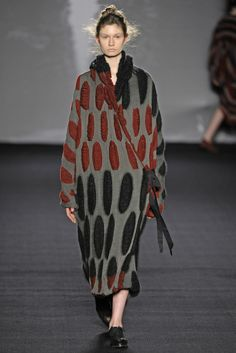 Uma Wang RTW Fall 2014 - Slideshow