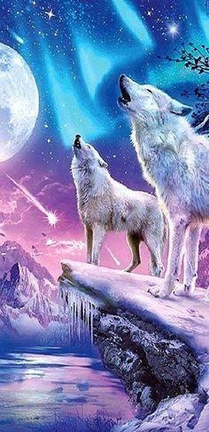 Love Wolves Followme Handicraftmaking Diy Beautiful