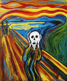Scream - Munch