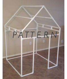 Playhouse Frame Pattern von HomeSweetPlayhouse auf Etsy https://www.etsy.com/de/listing/179018429/playhouse-frame-pattern