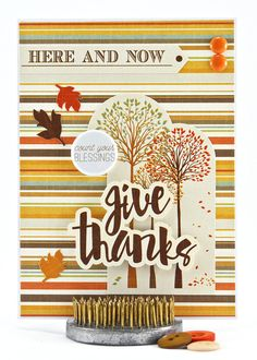 Thanksgiving Cards by #thecardkiosk #thanksgivingcards #thanksgivinggreetingcards #countyourblessingscard #givethankscard #thanksgivinghostessgift #handmadecard #etsyshop #etsyseller #etsystore #etsy #forsale #shopsmall #shophandmade