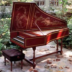 Harpsichord, harpsichord may we play the harpsichord, oh harpsichord, I want more, play it with my vocal cords oh harpsichord, harpsichord you'll be mine and I'll be your's harpsichord, harpsichord your the only real adore too me. By AJC