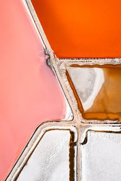 'The Salt Series' is a set of aerial photos of salt ponds by German photographer Tom Hegen. They are part of his larger work about the human impact on different ecosystems. Aerial Photography, Landscape Photography, Art Photography, Night Photography, Landscape Photos, Colourful Photography, Building Photography, Photography Projects, Marais Salant