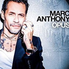 Marc Anthony Opus Vinyl LP Marc Anthony, the world's biggest-selling tropical/salsa singer by far, returns with Opus, his first new studio album in six years, Marc Anthony Songs, Sound Of Music, New Music, Adele, Eurovision Song Contest, Rock Y Metal, Folk, Audio