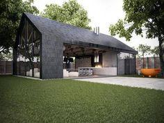 Montage: 20 Modern Barn Homes