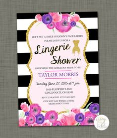 Was and cheap lingerie shower invitations you tell