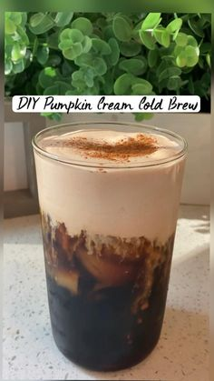 Cold Brew Coffee Recipe, Coffee Drink Recipes, Starbucks Recipes, Starbucks Drinks, Coffee Drinks, Starbucks Pumpkin, Coffee Coffee, Yummy Drinks, Healthy Drinks