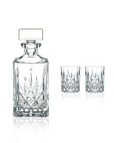 Noblesse Karaff och 2 st Glas