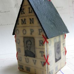 Encaustic Light Houses Workshop with Stephanie Rubiano - Saturday, October 06, 2012 9:30 AM - 4:30 PM