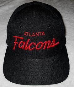 7b1b6795344e8 Atlanta Falcons Sports Specialties Snapback hat cap