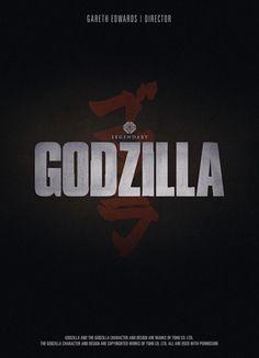 New Godzilla Movie Posters!