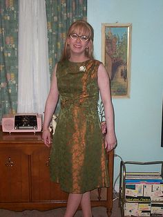 #60s dress - See more: http://shop.1960sfashion... ...Me Christmas party 1 1960s dress