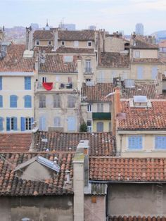 Marseille, France - Double click on the photo to get or sell a travel guide to #France