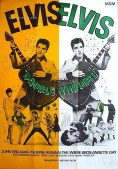 1967 4 05 Double Trouble = Elvis Presley