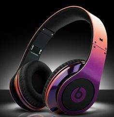 My beloved Beats! One day i will walk through the city with them and just smile like someone crazy