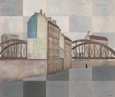 Paolo Ventura, Una Domenica on ArtStack #paolo-ventura #art