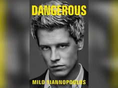 MILO's upcoming book DANGEROUS has jumped to the number one bestseller spot on Amazon, months before the book is even released.