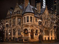 19th Century Victorian House, Chicago, Illinois