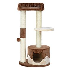 Trixie Pet Products Pilar Cat Scratching Post => Awesome cat product. Click the image : Cat scratching post