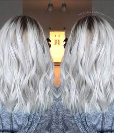 HOW-TO: From Golden to Icy Blonde - Career - Modern Salon