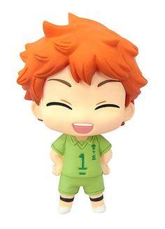 Color Colle Haikyuu!! Vol.3 Mascot Figure Shoyo Hinata Movic Toho Licensed New